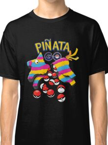 Pinata GO: Pokemon Mexican Style Classic T-Shirt