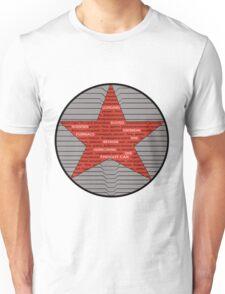 Winter Soldier Trigger Words Unisex T-Shirt
