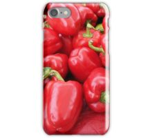 Peppers for Sale iPhone Case/Skin