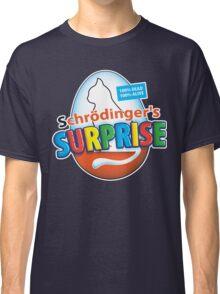 Schrödinger's Surprise Classic T-Shirt