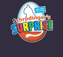 Schrödinger's Surprise Unisex T-Shirt