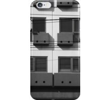 Apartment Block iPhone Case/Skin