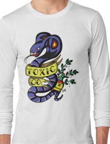 Toxic Pokemon Long Sleeve T-Shirt