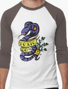 Toxic Pokemon Men's Baseball ¾ T-Shirt