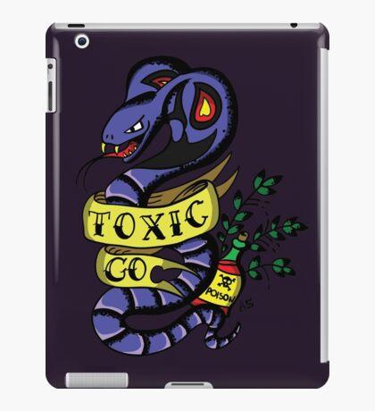 Toxic Pokemon iPad Case/Skin