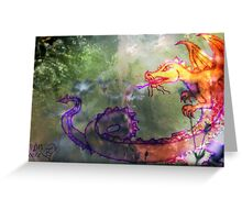 garden of the Hesperides Greeting Card