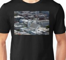 San Francisco St Francis of Assisi Church Unisex T-Shirt