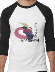 Japanese Greninja! Men's Baseball ¾ T-Shirt