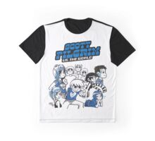 Scott Pilgrim Vs The World Graphic T-Shirt