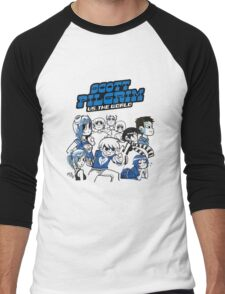 Scott Pilgrim Vs The World Men's Baseball ¾ T-Shirt