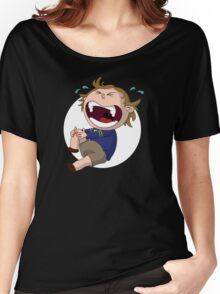 Skinned Knee of Hurtyness Women's Relaxed Fit T-Shirt