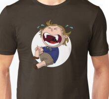 Skinned Knee of Hurtyness Unisex T-Shirt