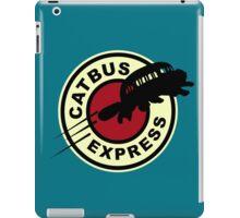 Nekobasu Express iPad Case/Skin