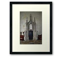 Lismore Cathedral Framed Print