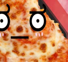 Pizza Galaxy Sticker