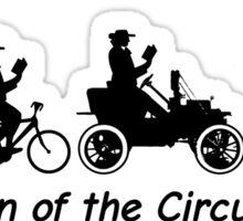 Evolution of the Circuit Rider Sticker