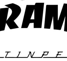 Harambe - Trasher Sticker