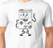 Goofy Game Boy Guy Unisex T-Shirt