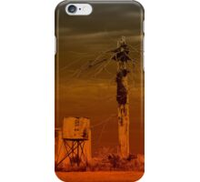 On A Crooked Road iPhone Case/Skin