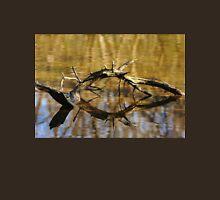 Driftwood In Autumn Gold Unisex T-Shirt