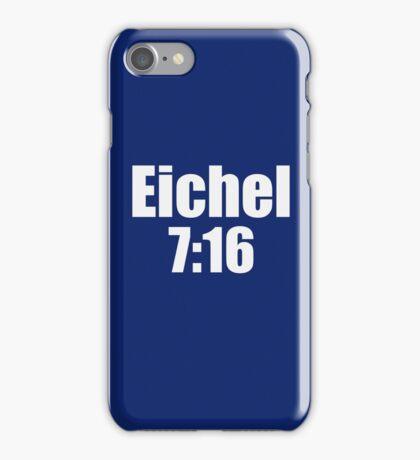 EICHEL | 7:16 iPhone Case/Skin