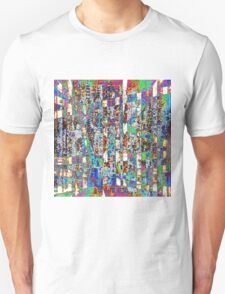 Chaos Within the Fence Unisex T-Shirt