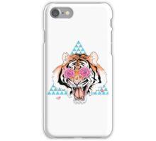 Tiger Bloom iPhone Case/Skin