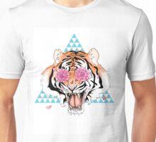 Tiger Bloom Unisex T-Shirt