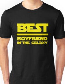 Best boyfriend in the galaxy. Unisex T-Shirt