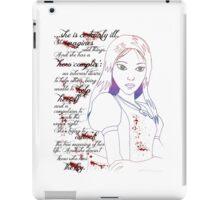 Alice Madness Returns: Hero Complex iPad Case/Skin