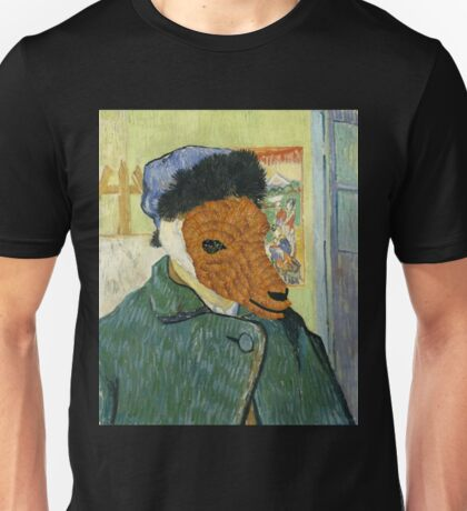 Vincent Van Goat Unisex T-Shirt