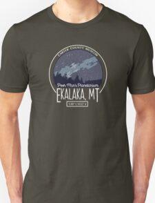 Poor Man's Planetarium Unisex T-Shirt
