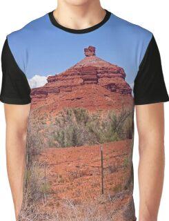 RT 14 - Monument Valley - Arizona Graphic T-Shirt
