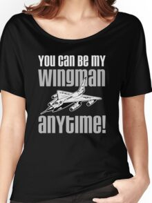 Wingman Women's Relaxed Fit T-Shirt