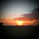 Summer Sunset by Rita  H. Ireland