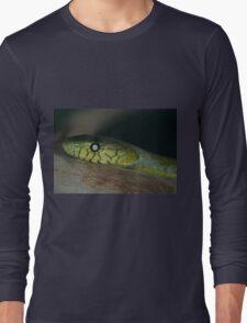 Green Mamba Long Sleeve T-Shirt
