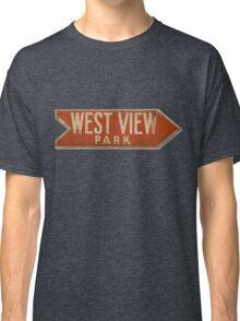 West View Park Sign Classic T-Shirt