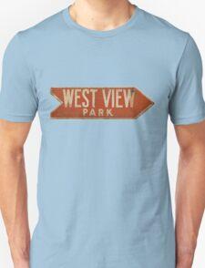 West View Park Sign Unisex T-Shirt