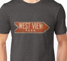 West View Park Sign Unisex T-Shirt