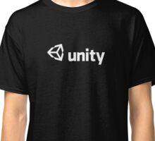 unity 3D design graphics animation render Classic T-Shirt