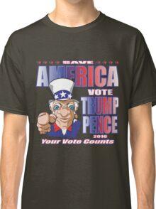 SAVE AMERICA - #2 Classic T-Shirt