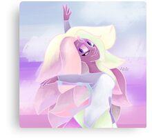 Rainbow Quartz Canvas Print