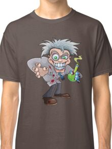 Mad Scientist Classic T-Shirt