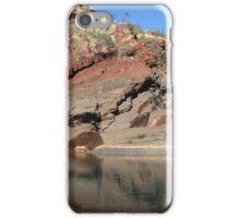Hamersley Gorge - pool   (Pilbara, WA) iPhone Case/Skin