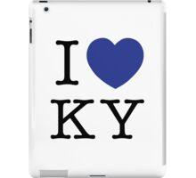 I Heart KY iPad Case/Skin
