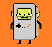 UNDEAD BOY / PORTABLE CONSOLE by MRCLV