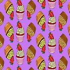 Yummy Cupcakes ~ LMG 2016 (C) by Lisa Michelle Garrett