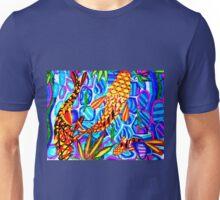 KOI ABSTRACT Unisex T-Shirt