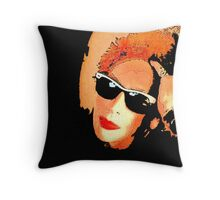 WITH THIS SUN...THIS SUN...THIS SUN BURNING.. THAT DESIRE  TO DO NOTHING, WHO CAN TO DO NOTHING!! Throw Pillow