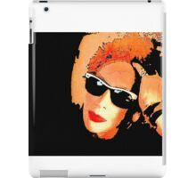 WITH THIS SUN...THIS SUN...THIS SUN BURNING.. THAT DESIRE  TO DO NOTHING, WHO CAN TO DO NOTHING!! iPad Case/Skin